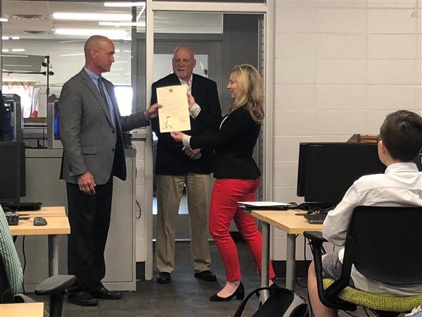 Wauwatosa School District Receives $24,000 Grant from WEDC for New Center for Design and Innovation