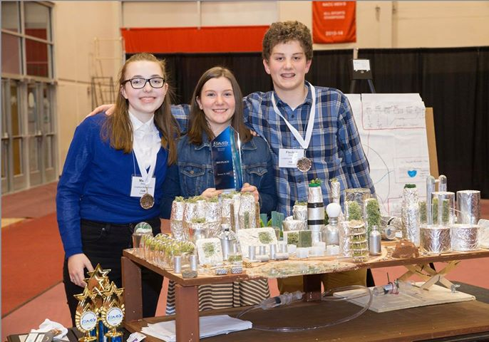 Longfellow students take third place at regional Future Cities Competition; invited to present at expo in Las Vegas
