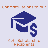 Two Wauwatosa East High School Students Receive Kohl Scholarships