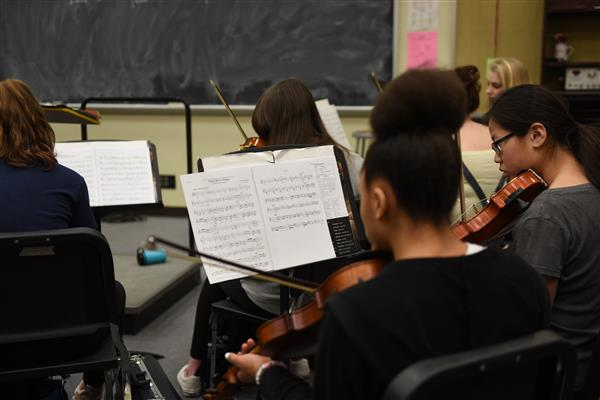 East High School Orchestra Students Prepare for Nine-Day Tour in Austria and Czech Republic