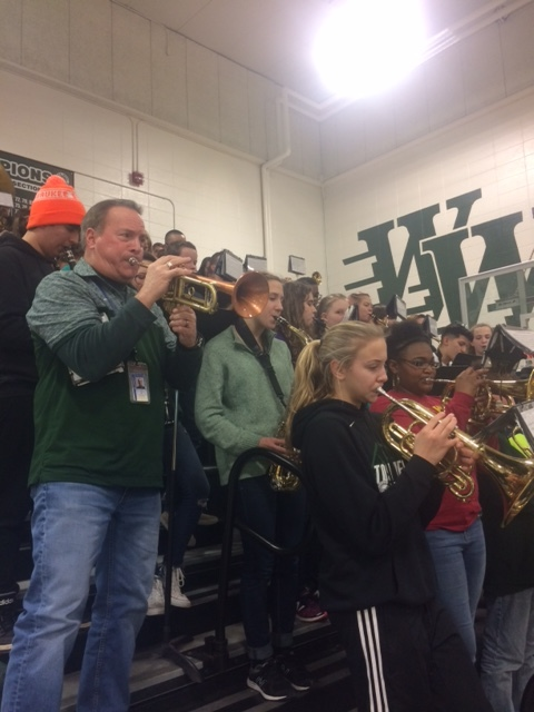 West High School Band hosting donation drive for used instruments for Puerto Rico